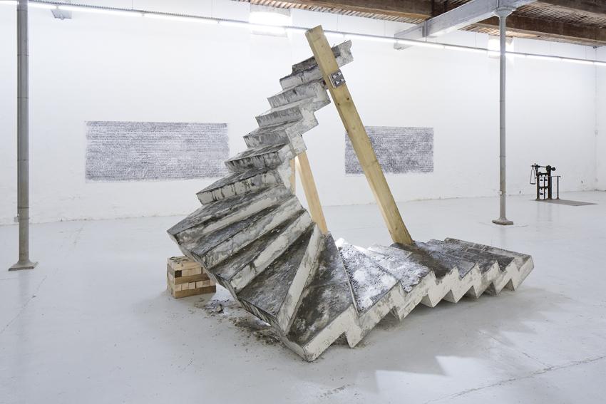 Exposition Nicolas Daubanes / LAC Sigean